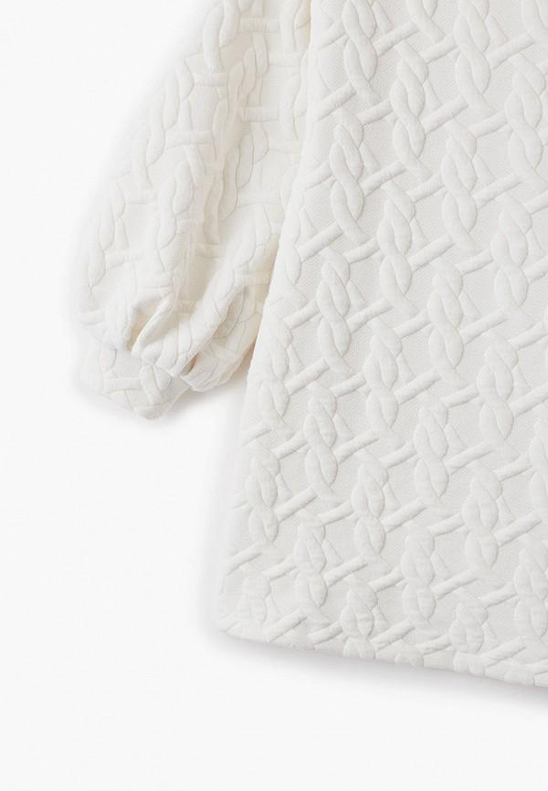 Платья для девочки Smena цвет белый  Фото 3