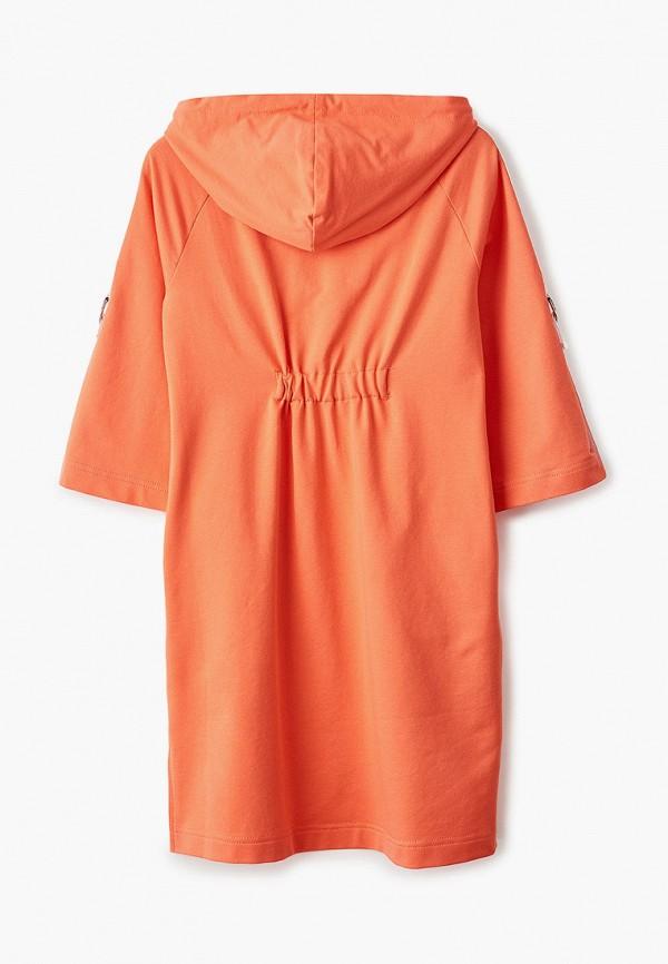 Платья для девочки Smena цвет оранжевый  Фото 2