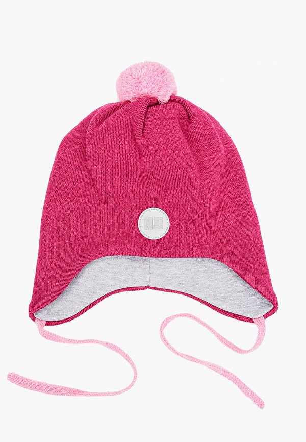 Шапка детская Nikastyle цвет розовый