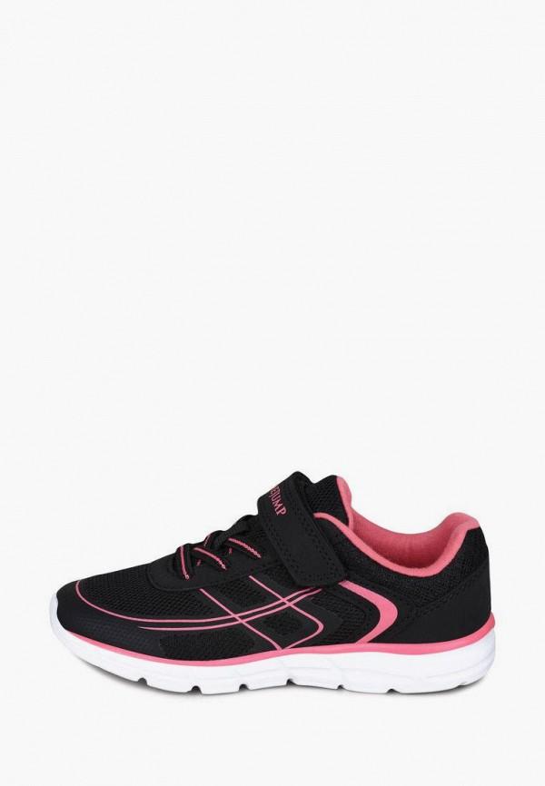 Кроссовки для девочки TimeJump цвет черный