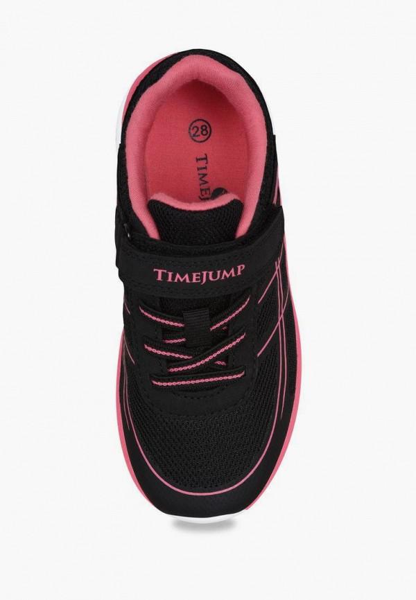 Кроссовки для девочки TimeJump цвет черный  Фото 2