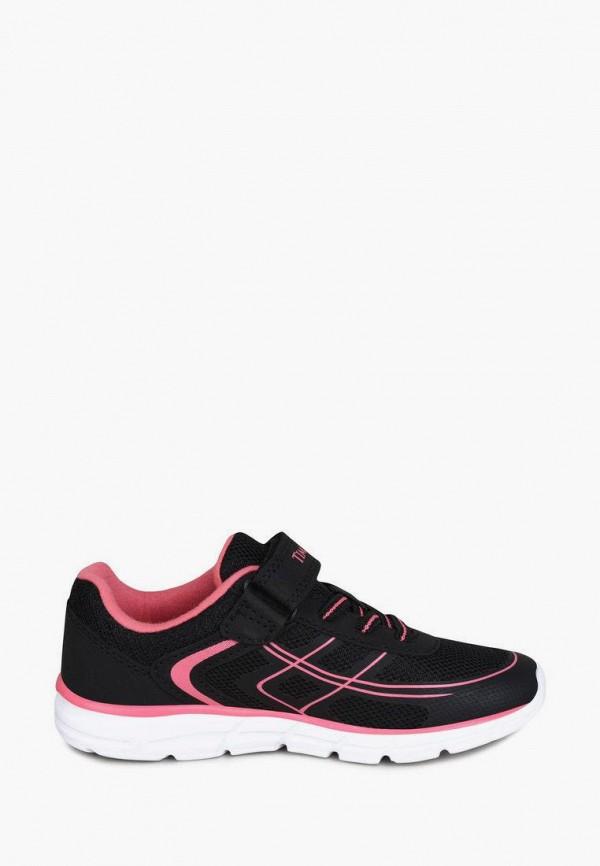 Кроссовки для девочки TimeJump цвет черный  Фото 4