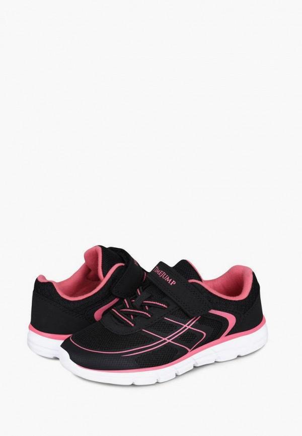 Кроссовки для девочки TimeJump цвет черный  Фото 6