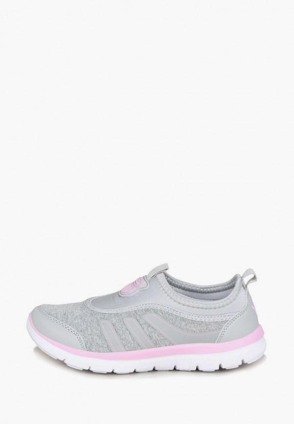 Кроссовки для девочки TimeJump цвет серый