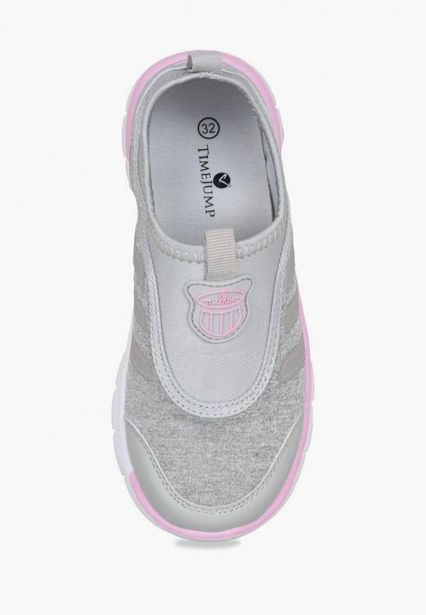 Кроссовки для девочки TimeJump цвет серый  Фото 2