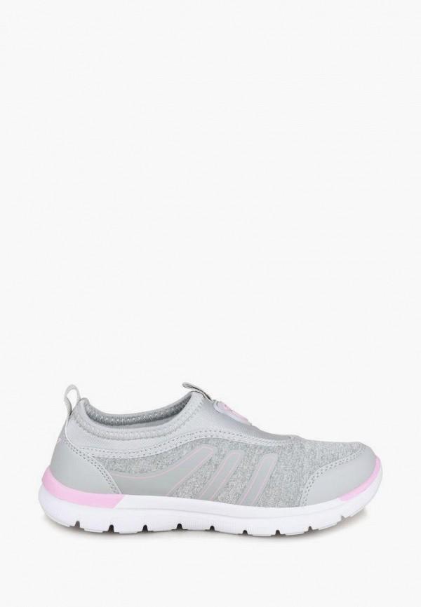 Кроссовки для девочки TimeJump цвет серый  Фото 4