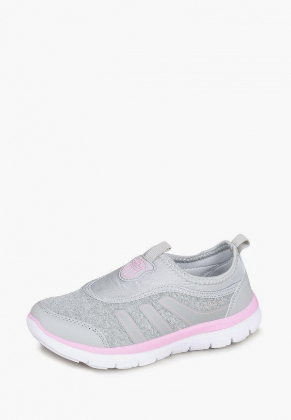 Кроссовки для девочки TimeJump цвет серый  Фото 5