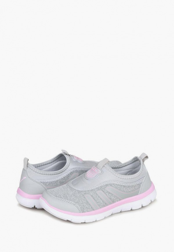 Кроссовки для девочки TimeJump цвет серый  Фото 6