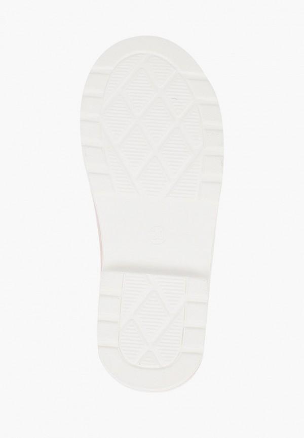 Туфли для девочки Капитошка цвет коралловый  Фото 5