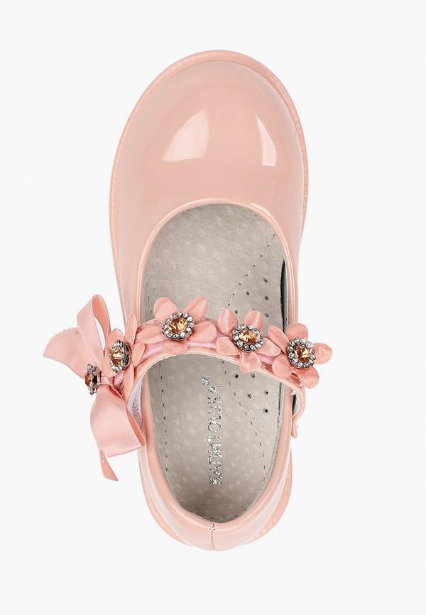 Туфли для девочки Капитошка цвет розовый  Фото 4