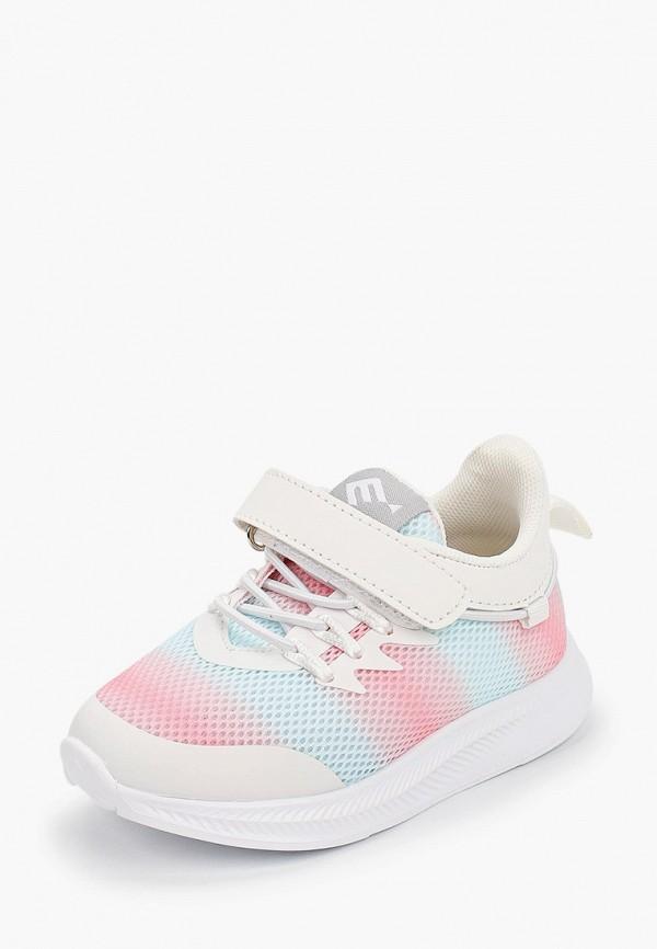 Кроссовки для девочки Капитошка цвет разноцветный  Фото 2