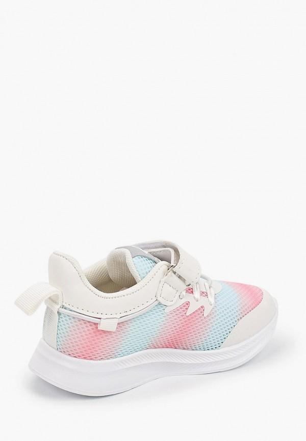 Кроссовки для девочки Капитошка цвет разноцветный  Фото 3