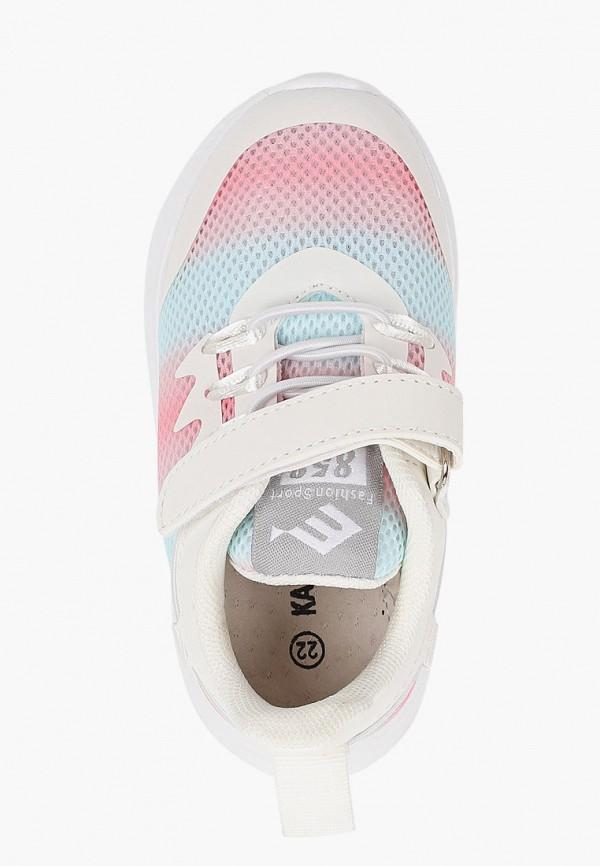 Кроссовки для девочки Капитошка цвет разноцветный  Фото 4