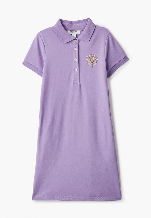 Платья для девочки Baon цвет фиолетовый