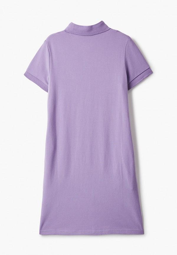 Платья для девочки Baon цвет фиолетовый  Фото 2