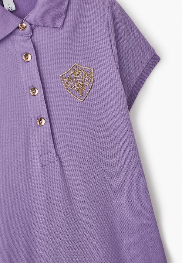 Платья для девочки Baon цвет фиолетовый  Фото 3