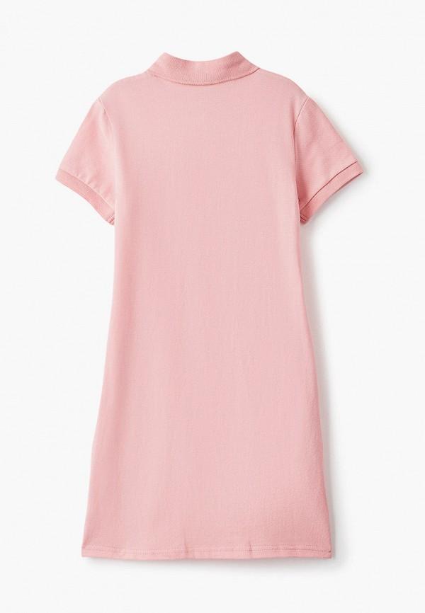 Платья для девочки Baon цвет розовый  Фото 2