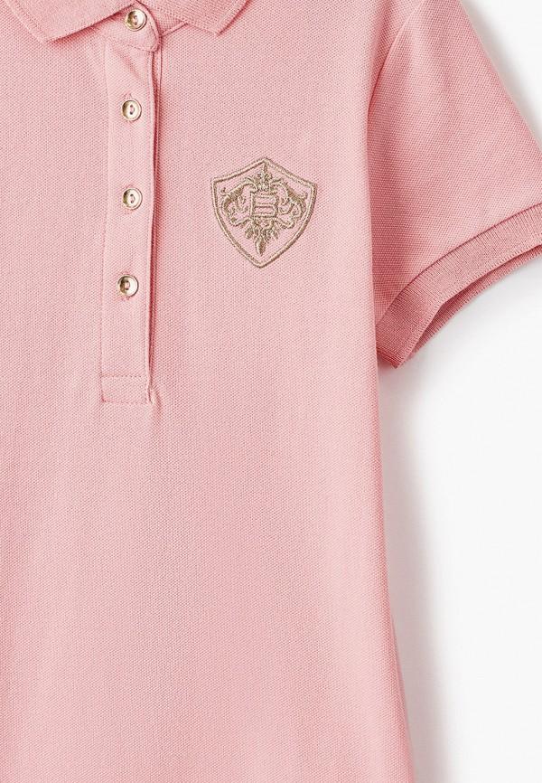 Платья для девочки Baon цвет розовый  Фото 3