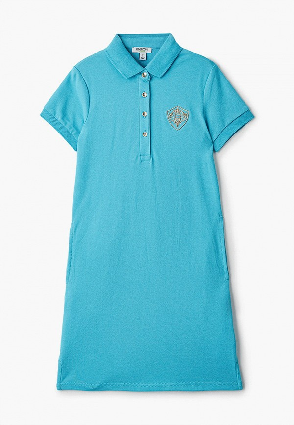 Платья для девочки Baon цвет голубой