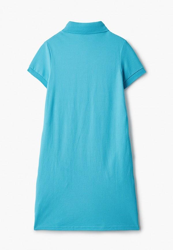Платья для девочки Baon цвет голубой  Фото 2