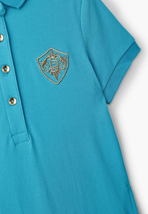 Платья для девочки Baon цвет голубой  Фото 3
