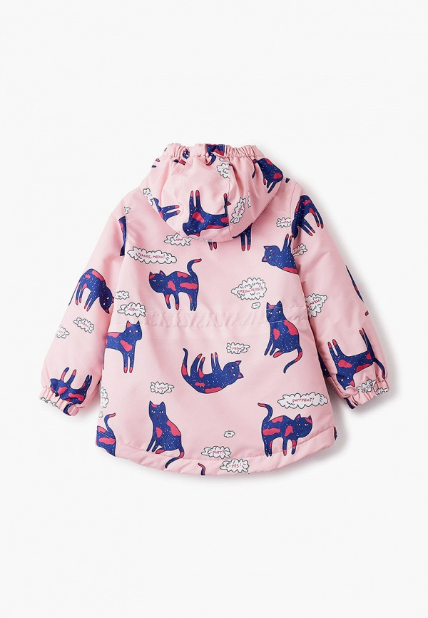 Куртка для девочки Sela цвет розовый  Фото 2