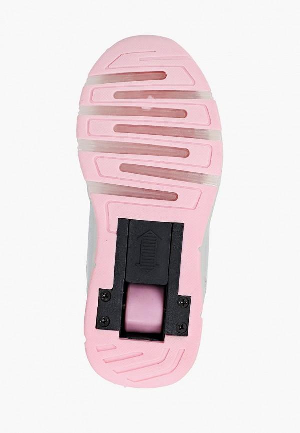 Кроссовки для девочки Shuzzi цвет серебряный  Фото 5
