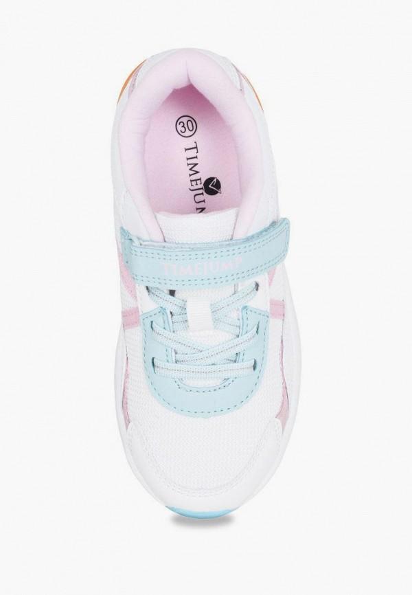 Кроссовки для девочки TimeJump цвет белый  Фото 2