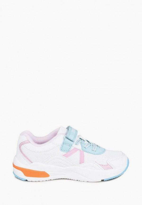 Кроссовки для девочки TimeJump цвет белый  Фото 6