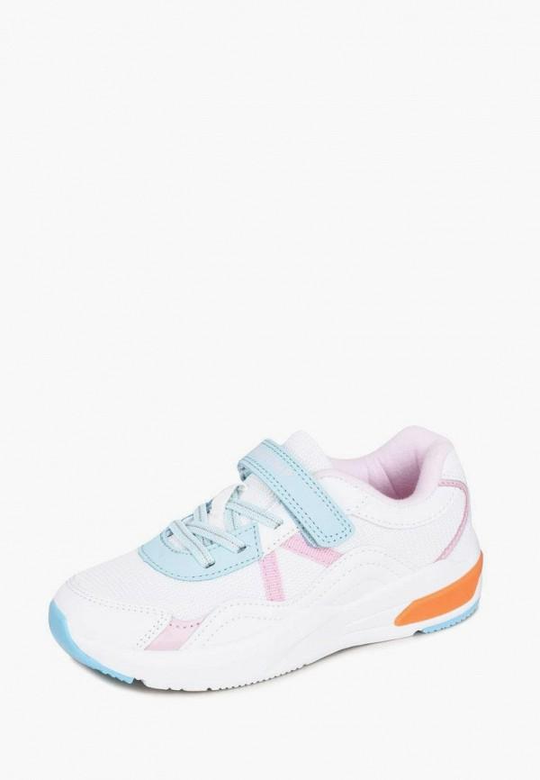 Кроссовки для девочки TimeJump цвет белый  Фото 7