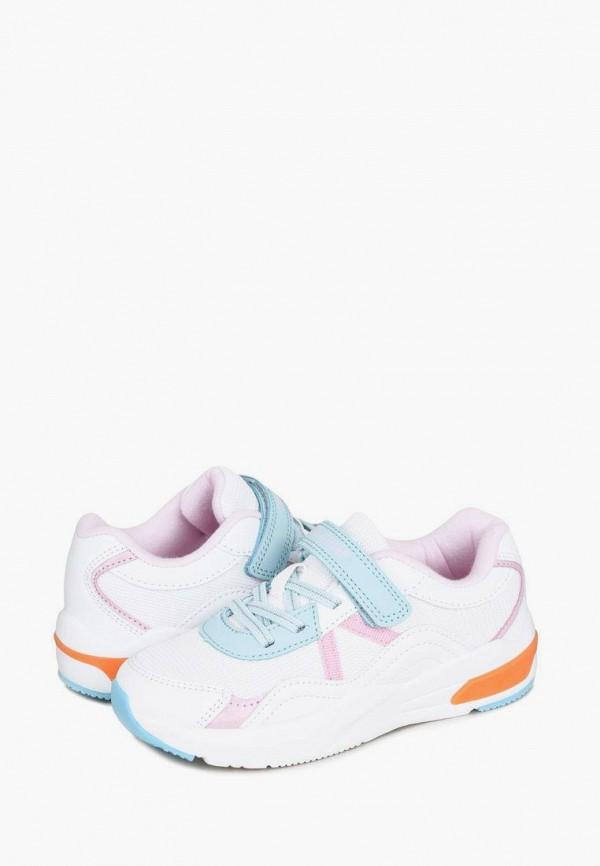 Кроссовки для девочки TimeJump цвет белый  Фото 8