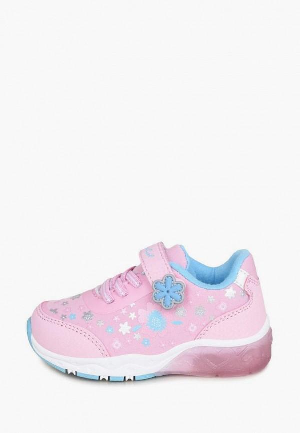 Кроссовки для девочки Honey Girl цвет розовый