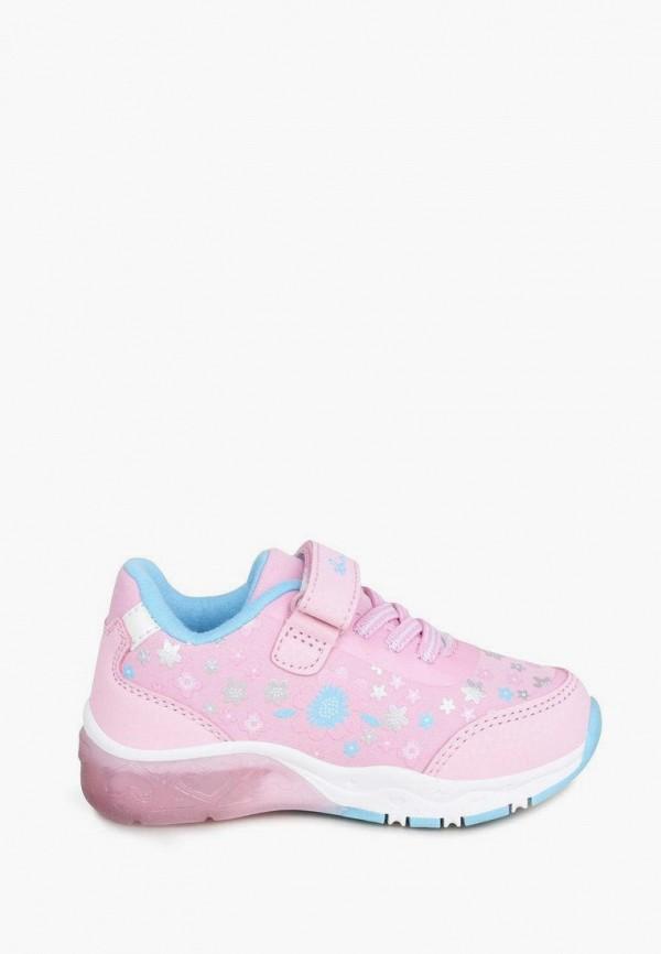 Кроссовки для девочки Honey Girl цвет розовый  Фото 4
