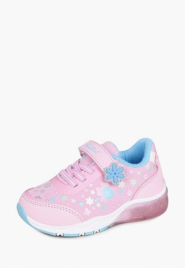 Кроссовки для девочки Honey Girl цвет розовый  Фото 5