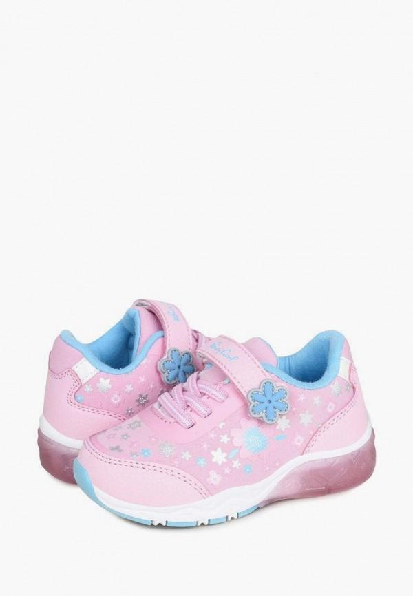 Кроссовки для девочки Honey Girl цвет розовый  Фото 6