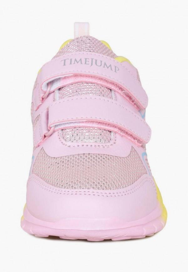 Кроссовки для девочки TimeJump цвет розовый  Фото 5