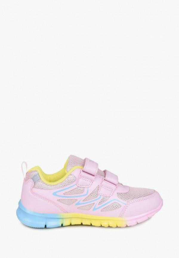 Кроссовки для девочки TimeJump цвет розовый  Фото 6