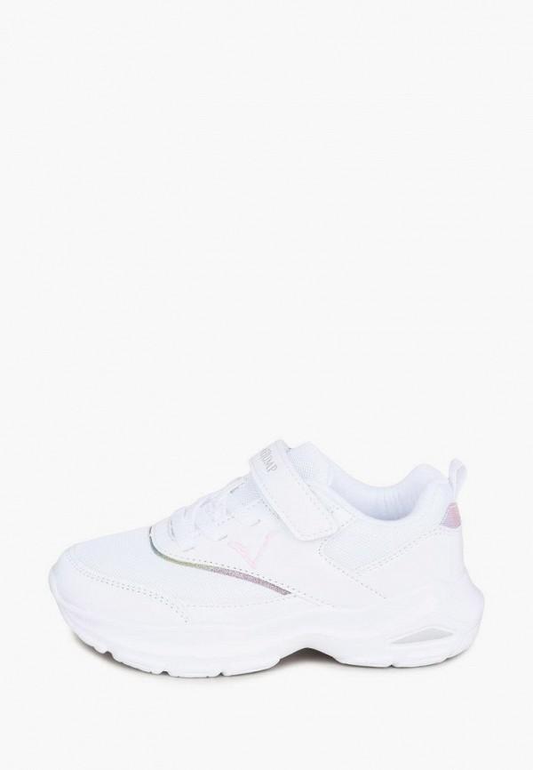 Кроссовки для девочки TimeJump цвет белый