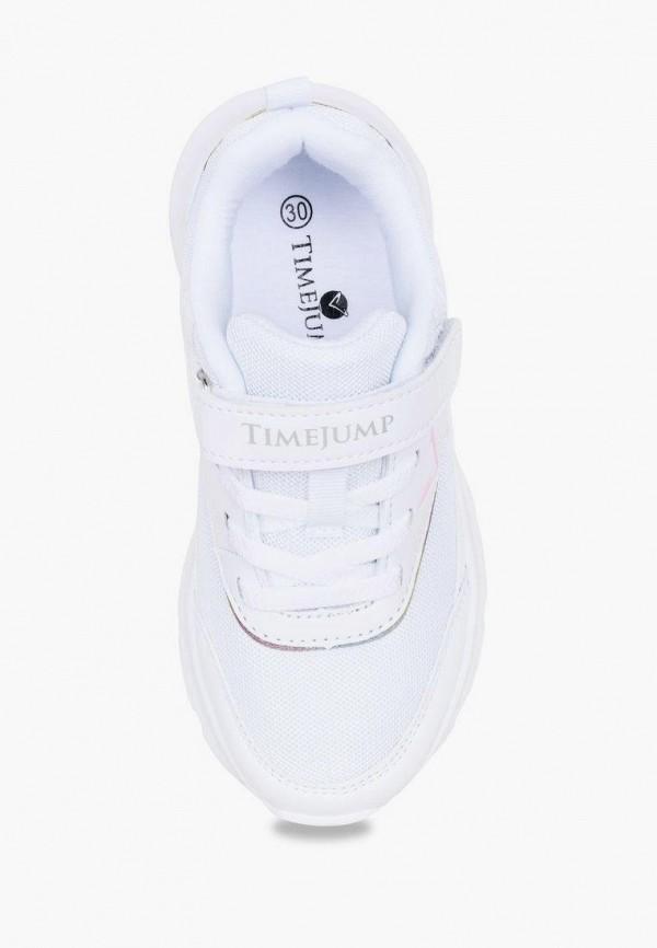 Кроссовки для девочки TimeJump цвет белый  Фото 3