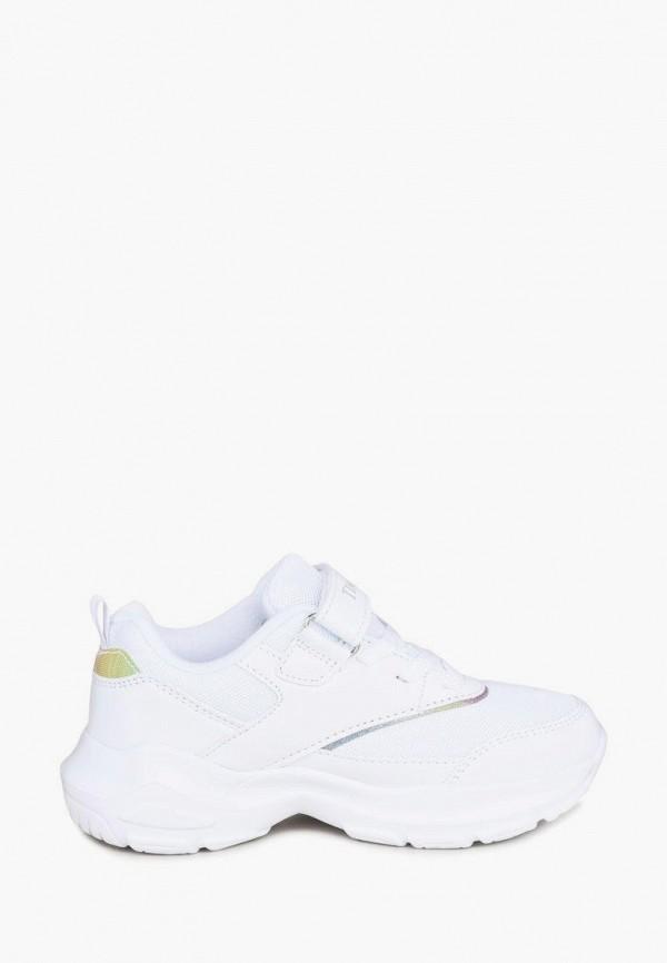 Кроссовки для девочки TimeJump цвет белый  Фото 5