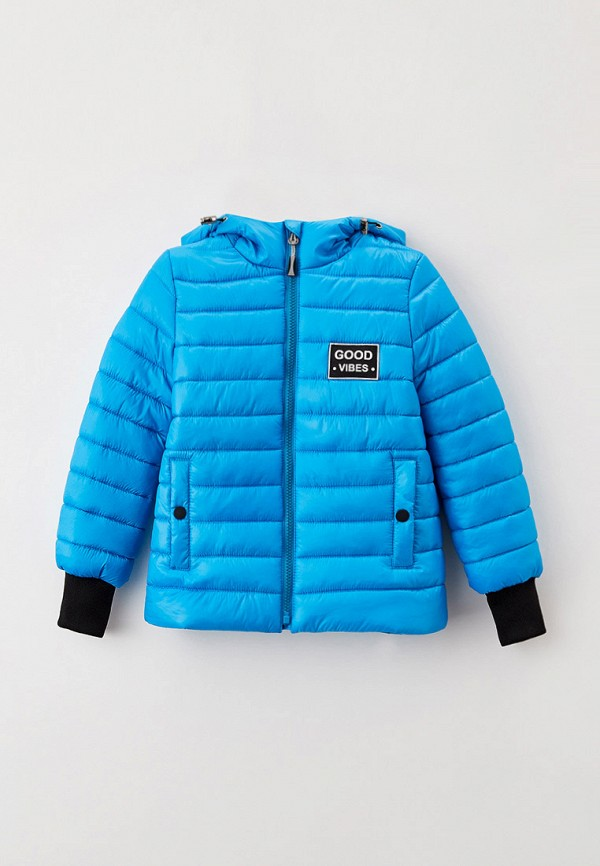 Куртка для девочки утепленная Артус цвет голубой
