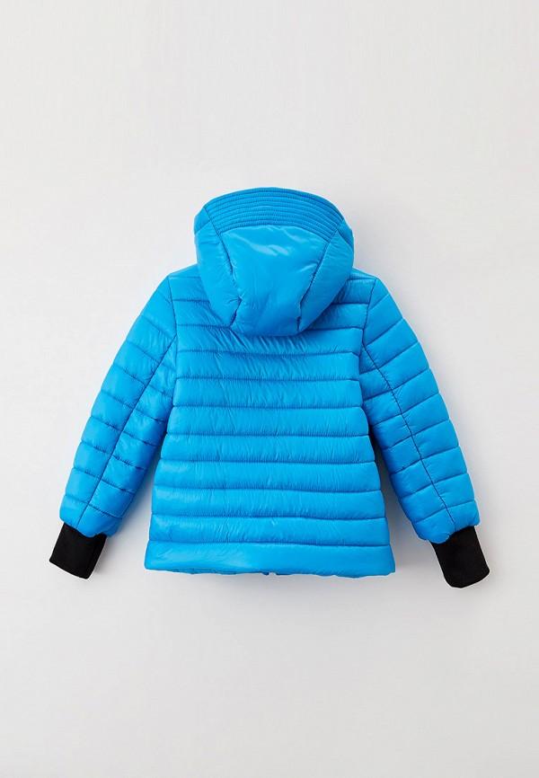 Куртка для девочки утепленная Артус цвет голубой  Фото 2