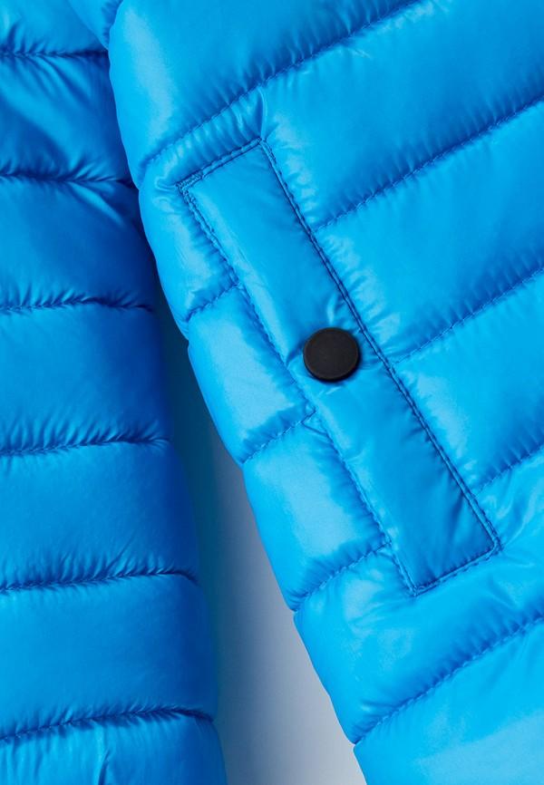 Куртка для девочки утепленная Артус цвет голубой  Фото 3