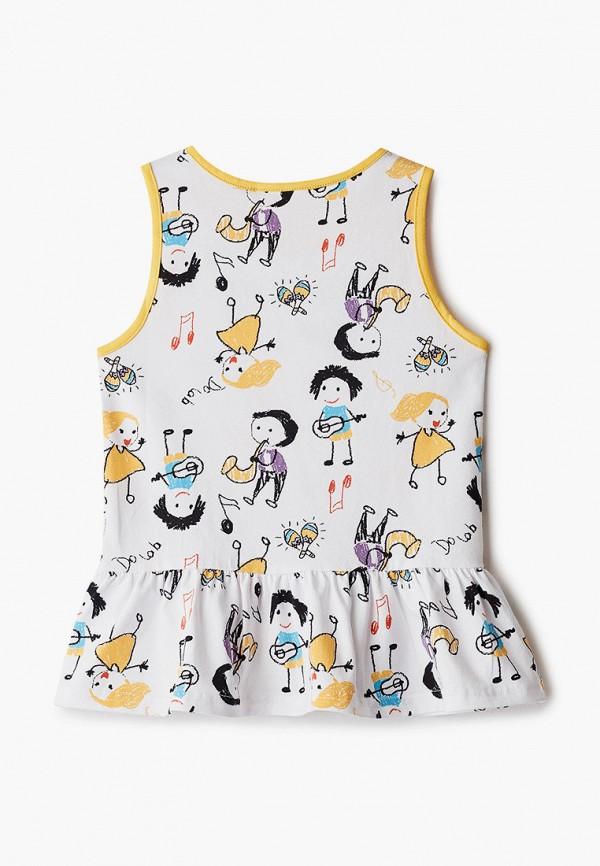 Пижама для девочки Hays цвет белый  Фото 2