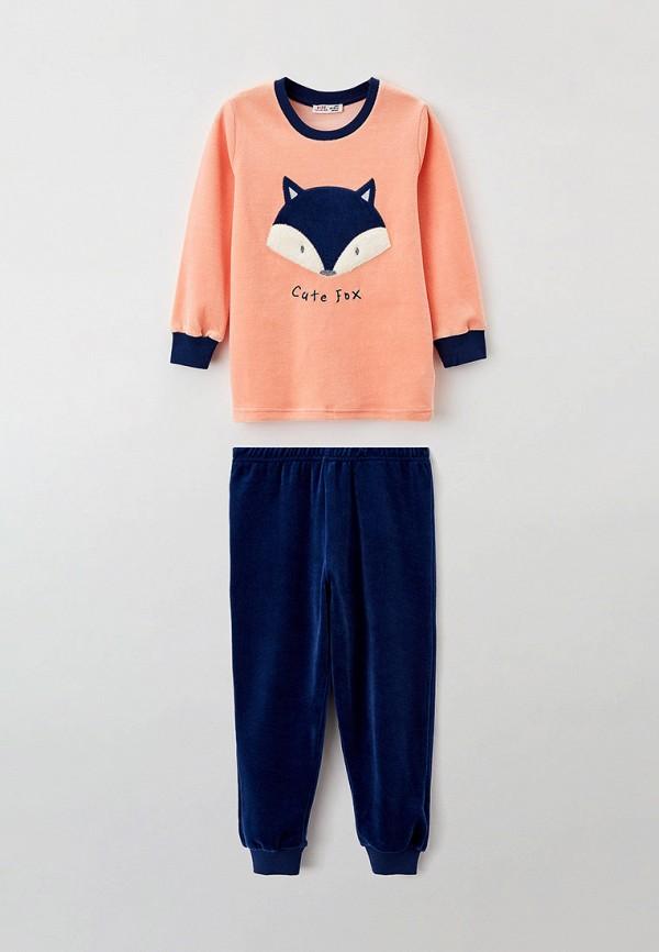Пижама для девочки DeFacto цвет разноцветный