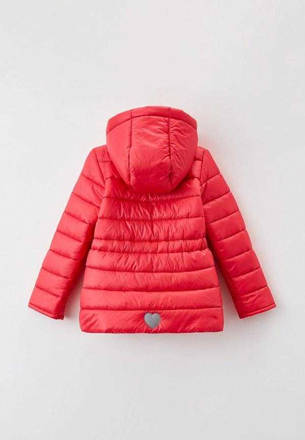 Куртка для девочки утепленная Артус цвет коралловый  Фото 2