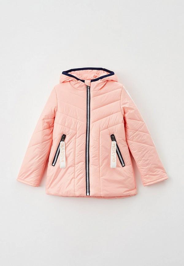 Куртка для девочки утепленная Артус цвет бежевый