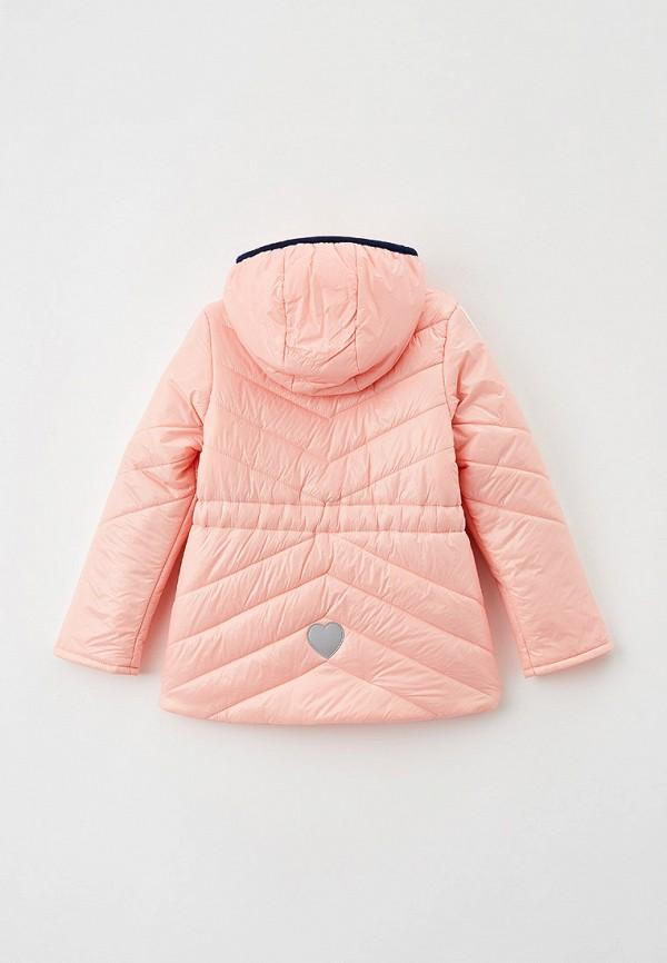 Куртка для девочки утепленная Артус цвет бежевый  Фото 2