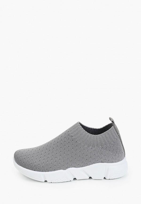 Кроссовки для девочки Makfly цвет серый