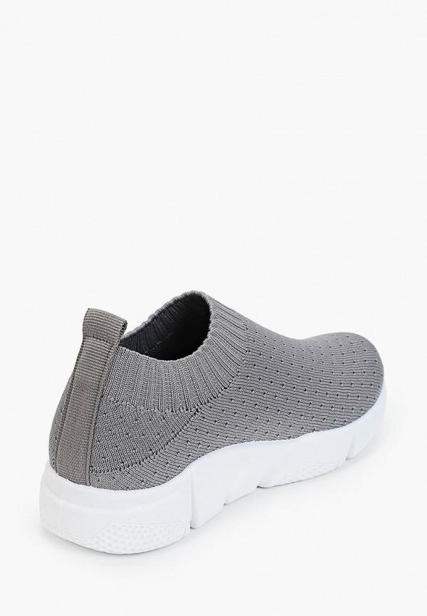 Кроссовки для девочки Makfly цвет серый  Фото 3